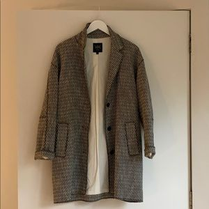 Coat size small